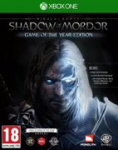 Xbox One Middle-Earth: Shadow of Mordor GOTY Edition
