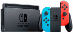 Nintendo SWITCH Neon Red & Blue Joy-Con (2019)