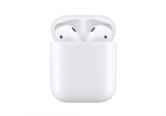 Wireless earphones Apple AirPods 2019 With Wireless Charging Case MRXJ2RU/A White