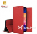 Mocco Smart Magnet Book Case For Samsung Galaxy Note 20 5G Red
