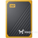 Sandisk SSD My Passport Go, 1TB, Must/Oranž