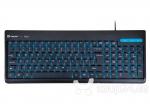 Juhtmega Tracer Reef USB klaviatuur, must