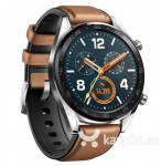 Nutikell Huawei Watch GT, Must/Pruun