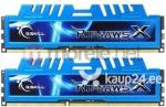 G.Skill DDR3 8GB (2x4GB) RipjawsX 1600MHz CL7 (F3-12800CL7D-8GBXM)