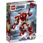 76140 LEGO® Super Heroes Marvel Avengers Movie 4 Raudmehe robot