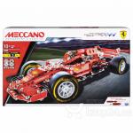 4ed32c3aedc Kokkupandav Vormel 1 auto Ferrari Meccano, 6044641
