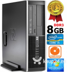HP Compaq Elite 8100 Intel® Core™ i5-650 8GB 320GB HDD Windows 7 Professional
