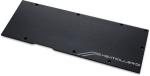 Watercool HEATKILLER® IV eBC - Backplate for AMD RX 5700 / XT - Black