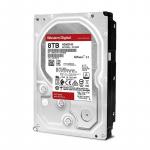 """WESTERN DIGITAL HDD Western Digital Red WD80EFAX (8 TB 3,5 """"SATA III 256 MB 5400 p / min)"""
