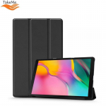 TakeMe Smart Slim Tablet PC book case for Samsung Galaxy Tab A 10.1 2019 T515 / T510 Black