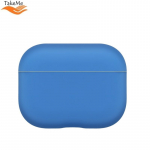 TakeMe Ultra-thin Soft Silicone protective case for Airpods Pro (MWP22ZM/A) Blue
