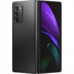 Samsung Galaxy Z Fold2 5G Android phone, Mystic Black