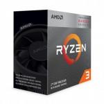 CPU AMD Ryzen 3 3200G 3600 MHz Cores 4 4MB Socket SAM4 65 Watts GPU Radeon Vega 8 BOX YD3200C5FHBOX