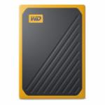 Väline SSD WD My Passport Go 1TB Amber SSD WDBMCG0010BYT WESN